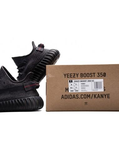 yeezy 350 boost v2 black reflective