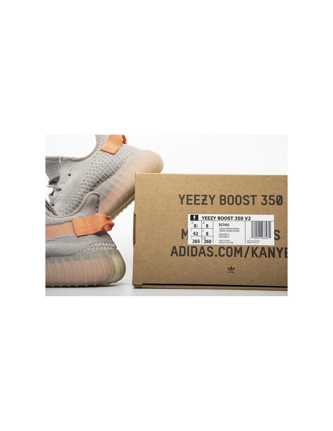 adidas (Adidas) YEEZY BOOST 350 V2 TRUE FORM EG7492 EU