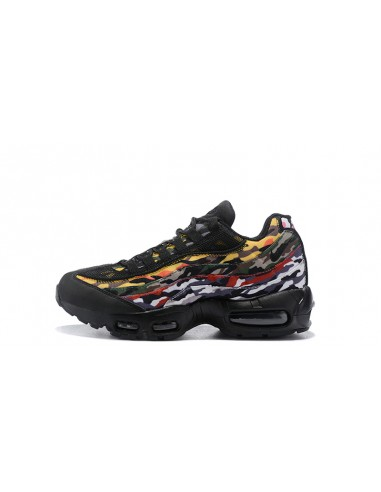 Nike Men Air Max 95 Erdl Party (black multi color)