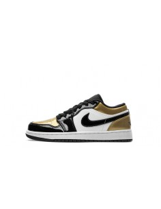 "Air Jordan 1 Low ""Gold Toe"""