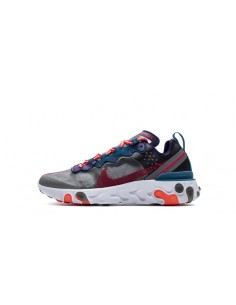 "React Element 87 ""Red Orbit"""