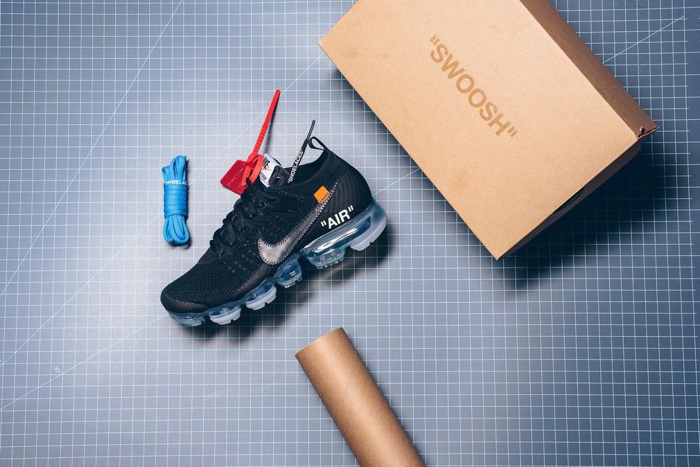 Off Blanc x Nike Air Vapormax Noir : FashionMood